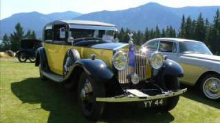 "1931 Rolls-Royce Phantom II Sedanca deVille (Barker) - ""The Yellow Rolls-Royce"""