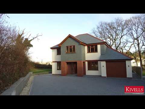 Kivells New Houses For Sale At Chapel Park, Launceston, Cornwall