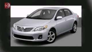 2013 Toyota Corolla Vs. 2013 Honda Civic