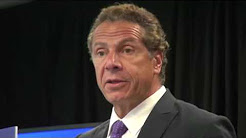 With Gov  Cuomo at the Hunts Point Market video by Jose Rivera 8/11/16