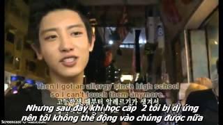 [VIETSUB] Dị ứng Của CHANYEOL Exo's First Box Cut