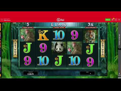 Wild Orient Slots Review - 32Red Casino