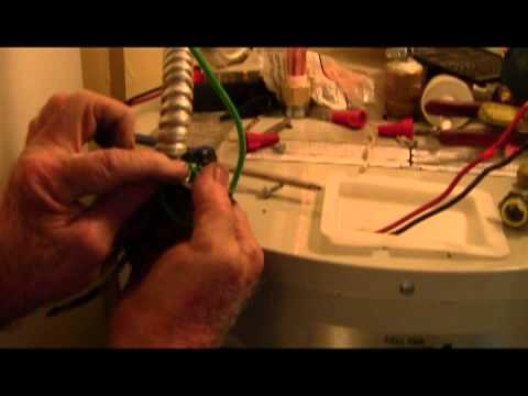 NEC code on hot water heater and disconnect #2 G #168 - YouTube