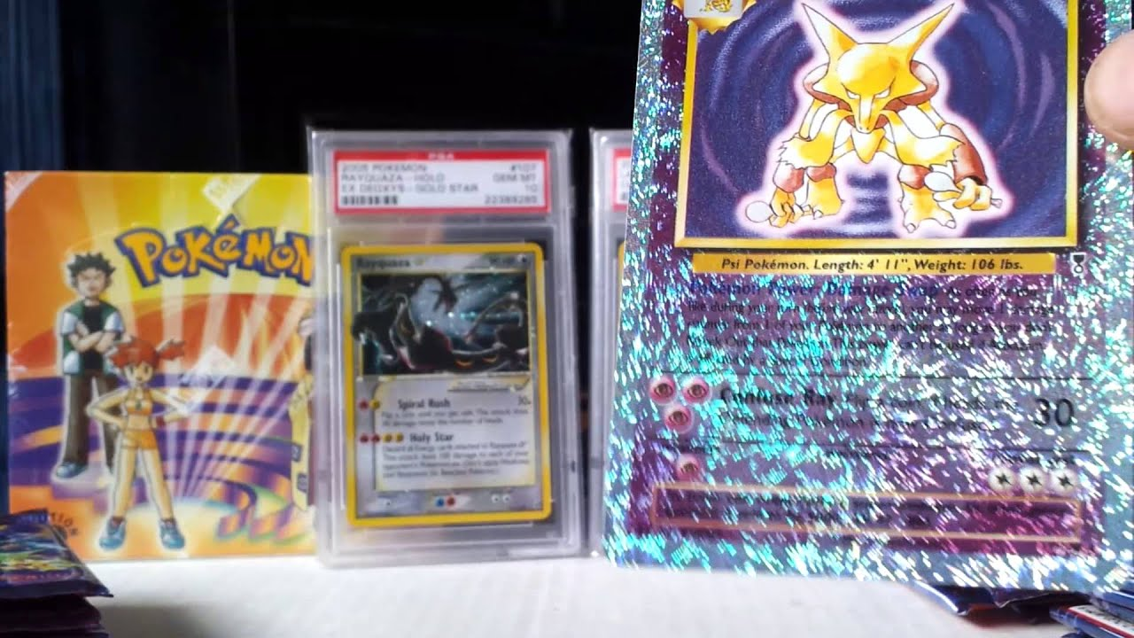Pokemon Legendary Collection Booster Box Opening Part 2 ...