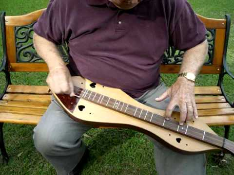 I'll Fly Away, played on mountain dulcimer by David Durrence