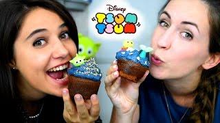 challenge qui fera le meilleur cupcake tsum tsum ? ptikouik vs winh8