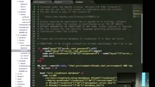 [FOSDEM 2014] Deploying Cloudstack with Chef