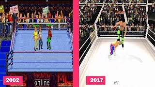 mat dickie pc games evolution 2002-2017