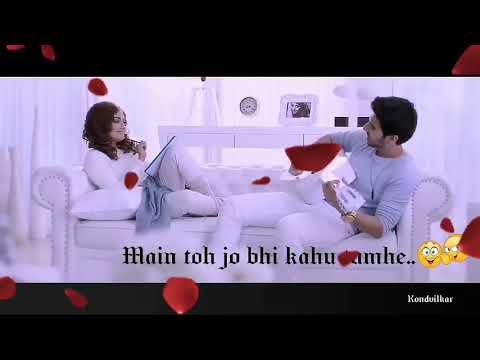 What's app romantic video😍  Hay shona...hey shona💏 new video