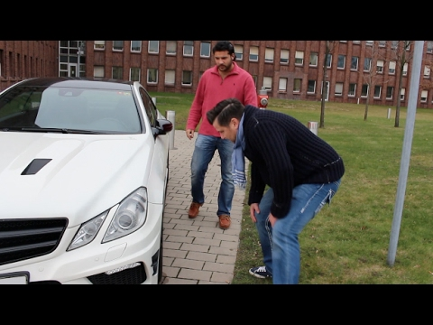 AUTO-KAUF  ⎮  Deutsche VS. Ausländer ⎮ Younes jones