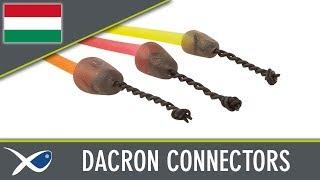 *** Coarse & Match Fishing TV HUNGARY *** Dacron Connectors