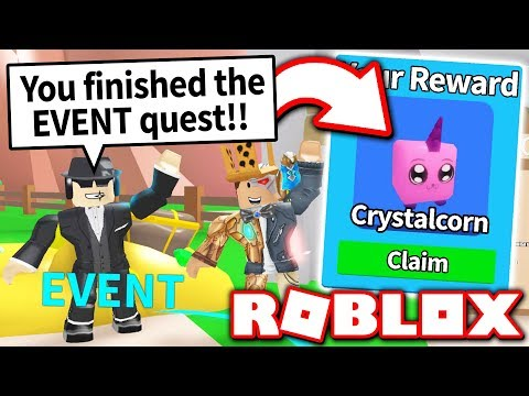UNLOCK LIMITED MYTHICAL PETS FROM *NEW* EVENT QUEST in MINING SIMULATOR UPDATE!! (Roblox)