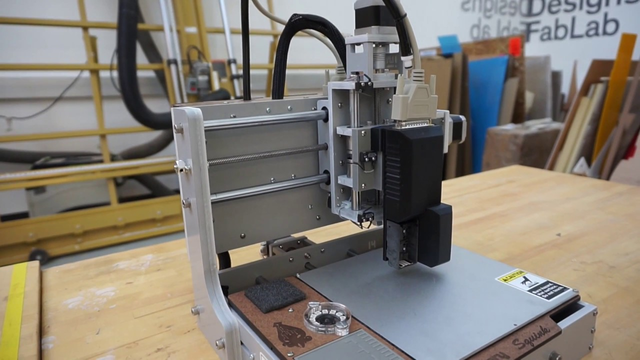 BotFactory Squink - Desktop PCB Printer