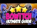 TH11 3 STAR  ATTACK GUIDE BOWITCH | BOWLER WITCH CLASH OF CLANS