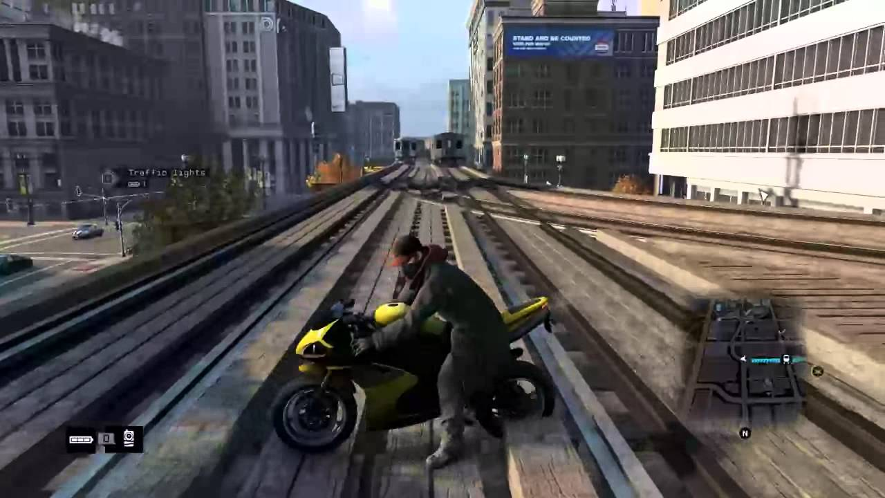 Watch Dogs Physics