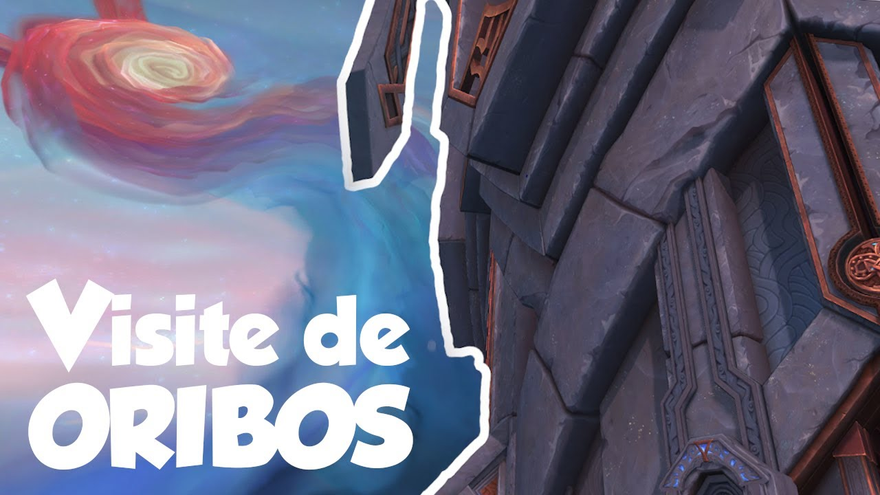 Visite de Oribos - Capitale de Shadowlands