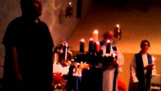 "Matthew Heath - ""O Holy Night"", Christmas Eve 2012"