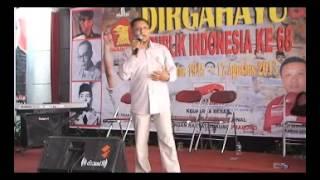 Pidato Arham Setiawan Gardu Prabowo DKI