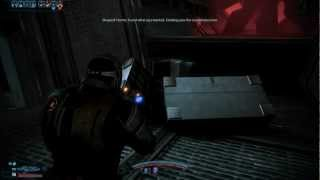 Mass Effect 3 Omega DLC: Aria's couch