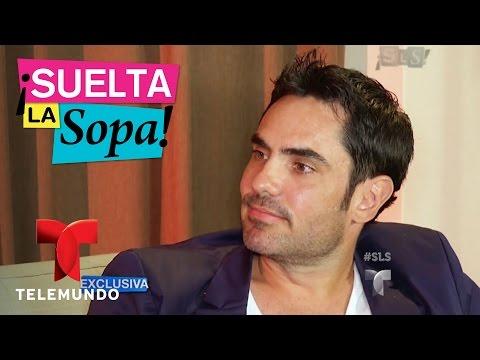 Suelta La Sopa  Lincoln Palomeque habló del reencuentro con su padre  Entretenimiento