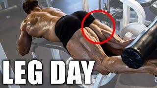 Best Leg Workout For Stronger Hamstrings