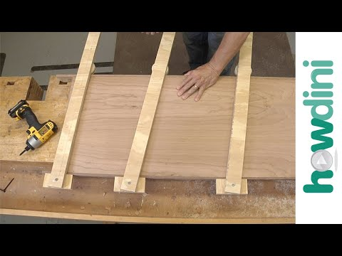 How to Make an Edge Clamp for Woodworking