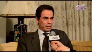 أحمد المسلماني: أنا كنت بذاكر علي أغاني عبدالحليم حافظ