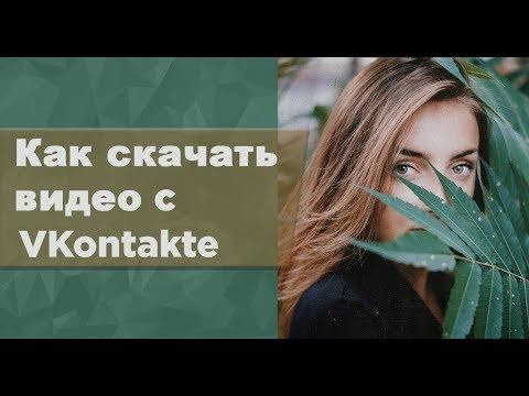 Как скачать видео с ВКонтакте без программ, быстро и без вирусов