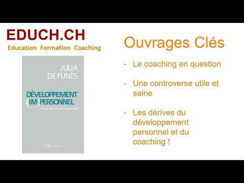 Formation Coaching Développement (im)personnel de Julia de Funès