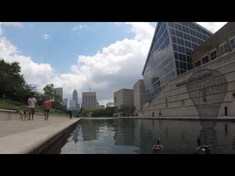 Indianapolis: Indiana State Museum and Downtown Canal