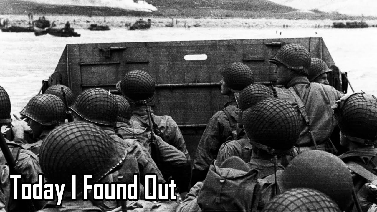 "What Does the ""D"" in ""D-Day"" Stand For? - YouTube"