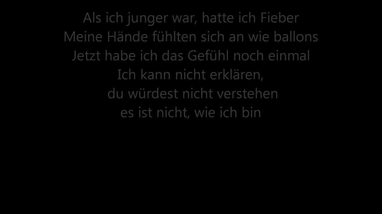 Numb Auf Deutsch