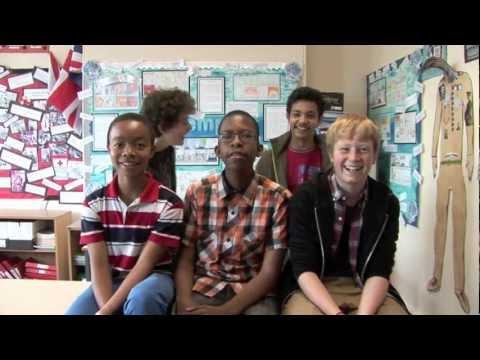 St George's School Edgbaston - Students Together