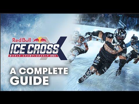 The World's Fastest Sport On Skates: Red Bull Ice Cross