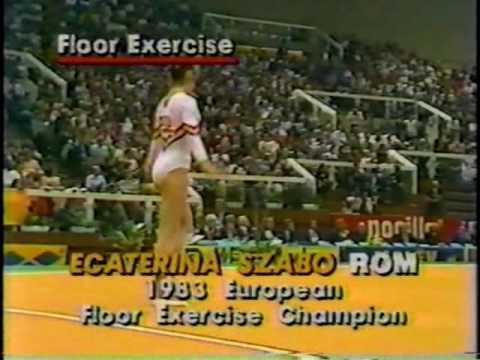 1983 World Championships WAG AA ABC