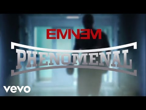 Eminem – Phenomenal (Lyric Video)