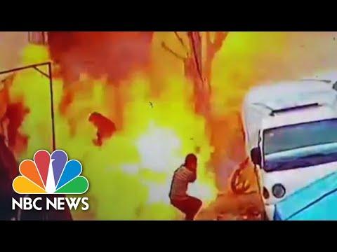 Deadly Syria Blast
