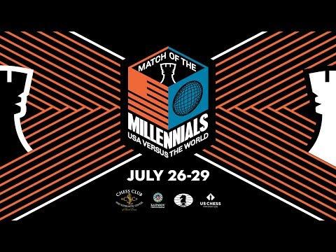 Match of the Millennials: Round 7
