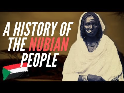 A History Of The Nubian People