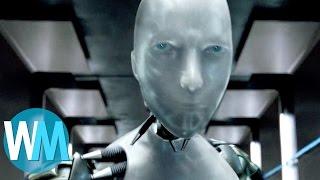 Top 10 des COMBATS de ROBOTS les plus INCROYABLES dans les FILMS !