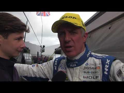 JASON PLATO - RACE 1 WINNER - BTCC KNOCKHILL 2017