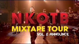 New Kids on the Block - Mixtape Tour - Episode 2 Video