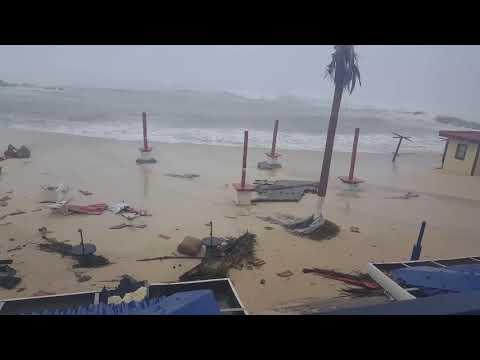 St. Maarten Flamingo Resort after Irma-geddon