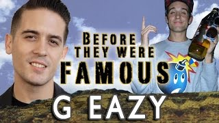 G EAZY - Before They Were Famous | ORIGINAL