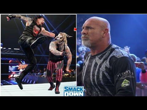 WWE Smackdown 7 February 2020 Highlights! Roman Reigns, Goldberg, Kane Return