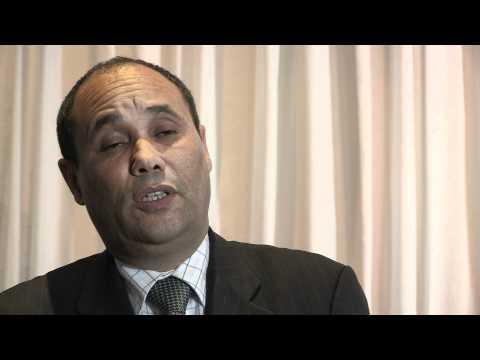 Interview with Polisario Representative, Lamine Baali