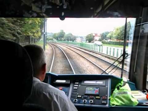 Friends of the London Transport Museum tour of Croydon Tramlink, 30/09/2012