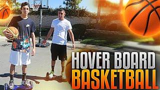 HOVERBOARD BASKETBALL 1V1 | FaZe Rug
