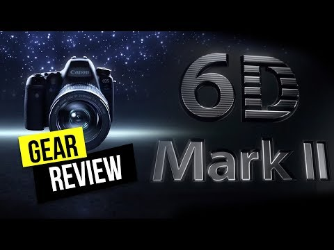 [Gear Review] Canon EOS 6D Mark II - Máy ảnh full-frame giá dưới 30 triệu đồng