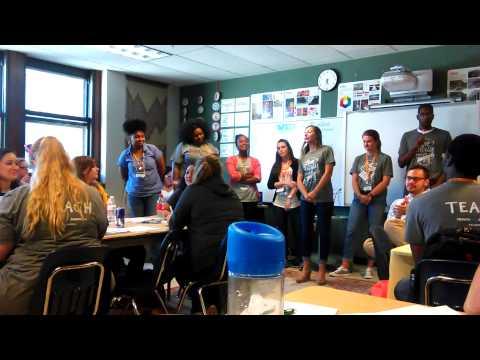 Teacher competition teach for America Oklahoma